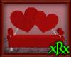 Valentine Loveseat 2020