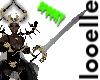 Golden Warrior Sword