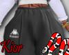 Kappa pants/ socks