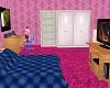 Coraline Themed Bedroom
