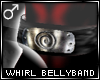!T Whirl bellyband [M]