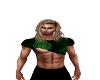 Green Tribal.Shirt