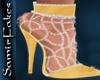 SF/Yellow Heels