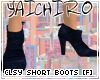 CLSY Short Boots