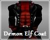 Demon Elf trench Coat