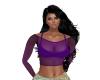 Dark purple top
