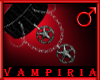 .V. Baphomet Collar M