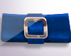 Pro✘ Blue Clutch