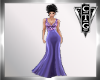 CTG  LILAC SHIMMER GOWN
