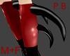 [Spikes-Legs] PVC Black