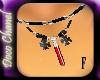Fem BloodVial Necklace