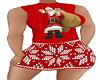 Christmas dress santa