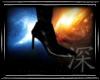 夜 Demon Huntress Boots
