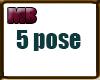 [0V1] pose
