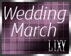 {LIX}Wedding March Short