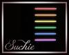 !SG Pastel Rainbow Glow