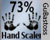 Hands scaler 73% scaler