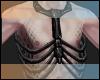 Black Rib Cage Armor