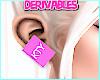 DRV Earring 4 add on ear