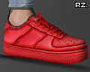 rz. Red Sneakers