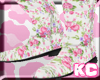 :KC:Fl0Ral;*-Boots.