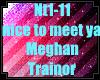 Meghan Trainor -ntm
