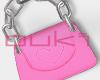 Pink Heart Bag