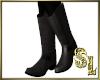 *Black Boots (F)