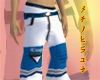 Thugs™ Boxer-Pants Blue