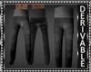 Pants w/Cummerbund Mesh