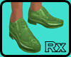 [Rx]ESuit Shoes Green