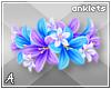 A| Lani Flower Anklets 7