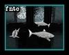 Ghostly Sharks