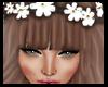 F: White Flower Crown