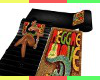 Reggae Love Rollout Rugs