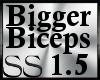 *SS Biceps Scaler 1.5