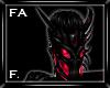 (FA)Dark Mask F. Red