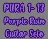 Guitar Solo/ Purple Rain