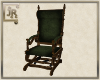 *JR Rocking Chair Antq G