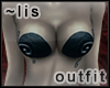 Elven bikini: deep sea I