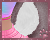Bunbun Tail White