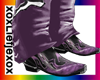 [L] Lila Flame boots