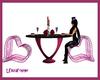 LXF Romance table