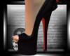 !  High heeled shoes