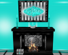 Glitz club fireplace