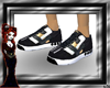 (K)bl/w parkour shoes