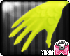 [Nish] Cles Paws Hands