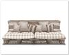 Pallet Sofa Creame