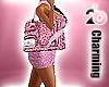 pink leopard diaper bag