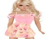 spring dress -girls